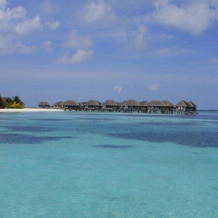 האיים המלדיביים: Very relaxing.  Moldives 2015