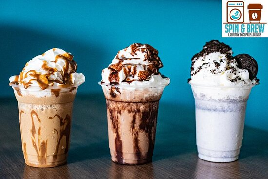 The best Frapuccinos on the Island... come and try them out by yourselves
