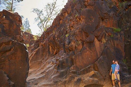 Sacred Canyon - Yura Mulka - Aboriginal Cultural Walk