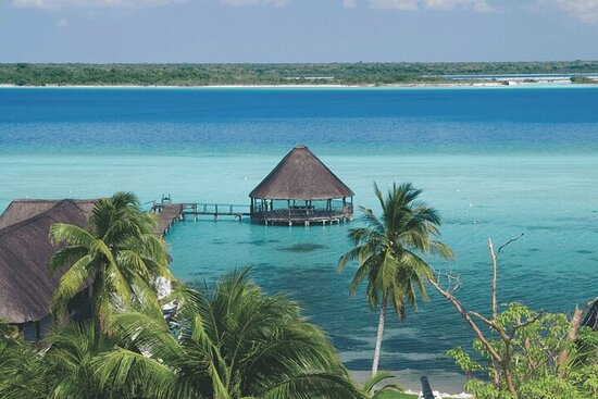 Bacalar Tour Departure from Cancun and...