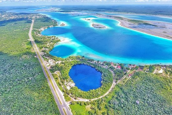 Bacalar Tour Plus a Full Day Includes...