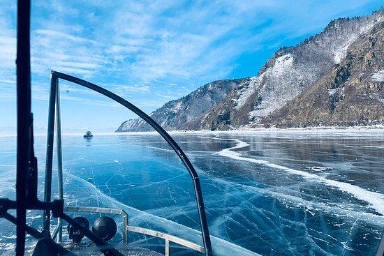 BAIKAL BLUE ICE - PHOTO TOUR 2022 Listvyanka, Olkhon, Irkutsk...