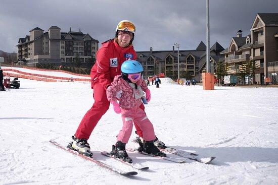 Hongcheon-gun, Sør-Korea: No1 snowsports school in Korea : JSKI