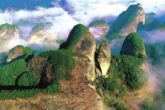 6-Day Private tour from Sanjiang to Ziyuan and Guilin