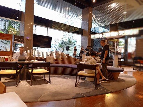 Hotel Lobby Lounge!