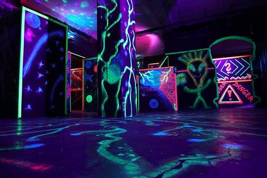 Lasertag Arena  Bonn