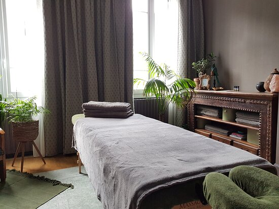 Albi, France : Welcome to MOTIF Massage!