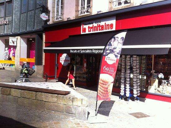Quimper, Francja: Extérieur