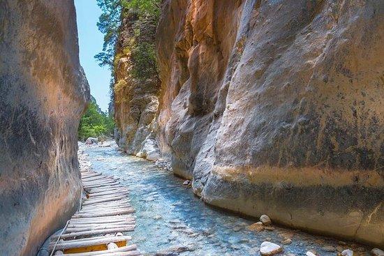 Samaria Gorge Hiking from Chania