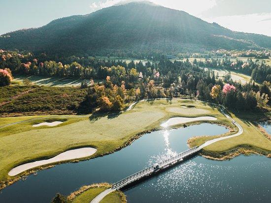 Mansonville, Canada: Club de Golf  Owl's Head