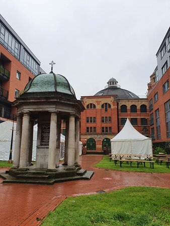 Renshaw Street Chapel Memorial