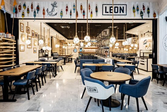 Leon de Bruxelles Fish Brasserie