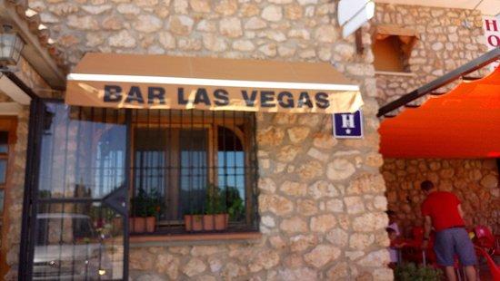 Masegoso, España: Bar Las Vegas