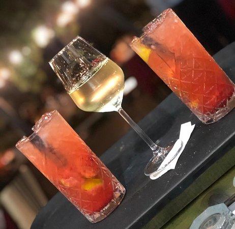 Love cocktails