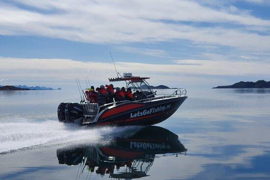 Lets Go Fishing Lofoten AS