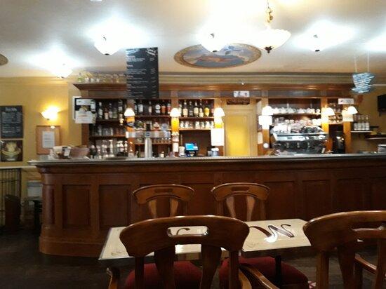 Hotel - Cafe Le Mondes