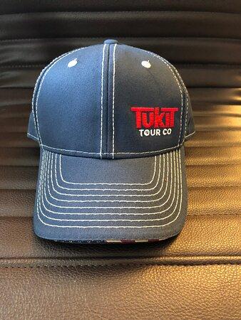 Tukit Tour Company hat