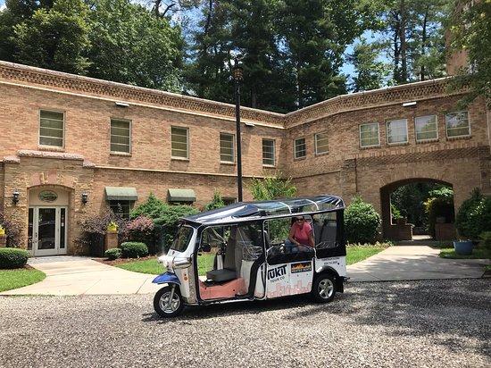 Tukit Tour Company Asheville NC