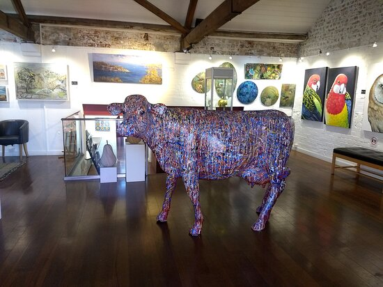 The Milk Factory Gallery and Exhibition Space