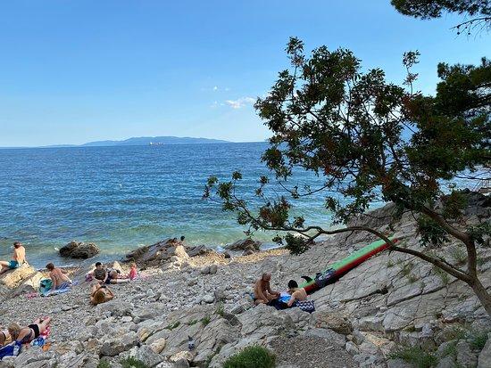 Volosko Beach
