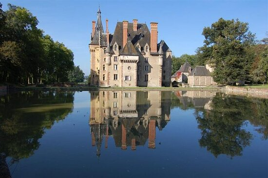 Chateau d'Avrilly