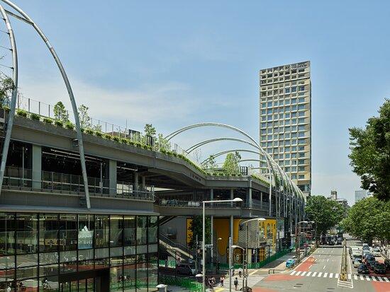 sequence MIYASHITA PARK, Hotels in Shibuya