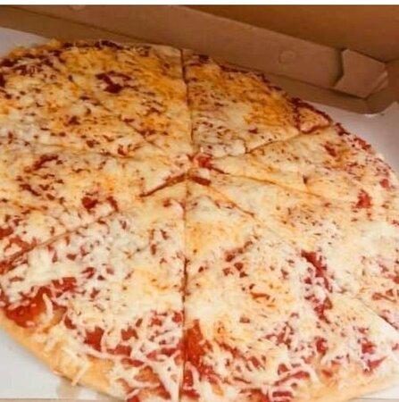 Tannourine, Liban : Soujouk Pizza