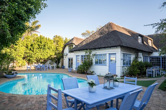 Pool area - Picture of The Beautiful South Guest House, Stellenbosch - Tripadvisor