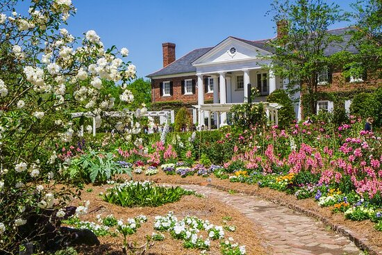 Boone Hall Plantation All-Access Admission Ticket Resmi