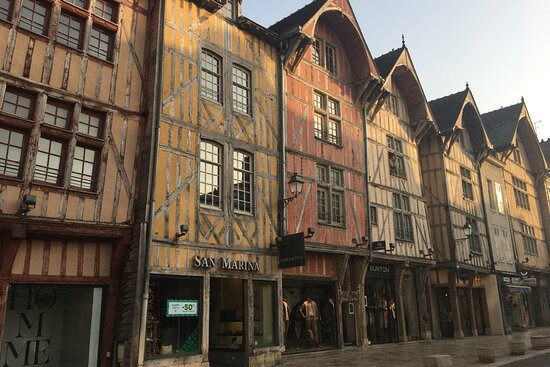 Troyes petits Tours
