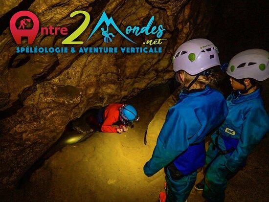 Antre 2 Mondes - Speleologie & Aventure verticale