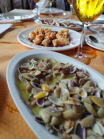 Restaurante Chiringuito La Gola Playa En Isla Cristina