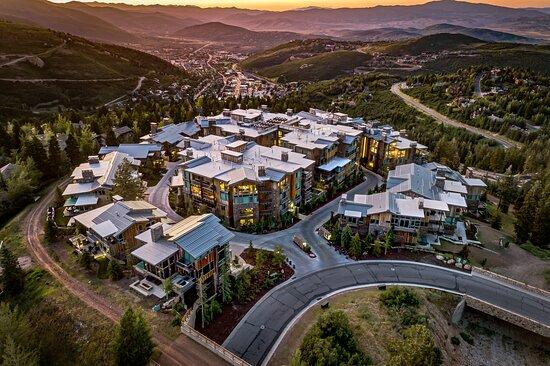 Landscape - Picture of Stein Eriksen Residences, Park City - Tripadvisor