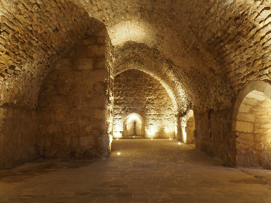 Ajlun, Yordania: Аджлунский замок