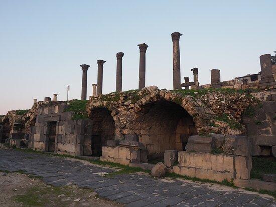 Umm Qais, Yordania: Древняя Гадара