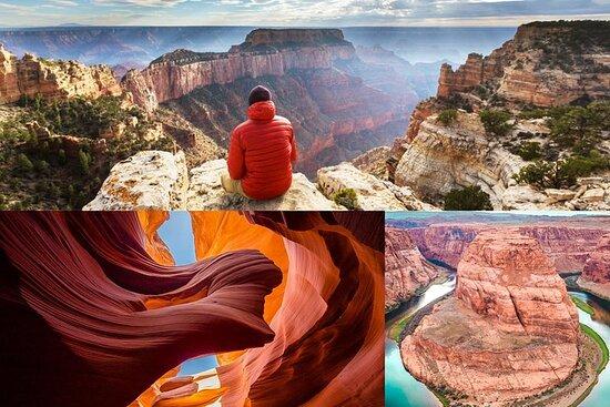 Grand Canyon: 3-in-1 Grand Circle full...