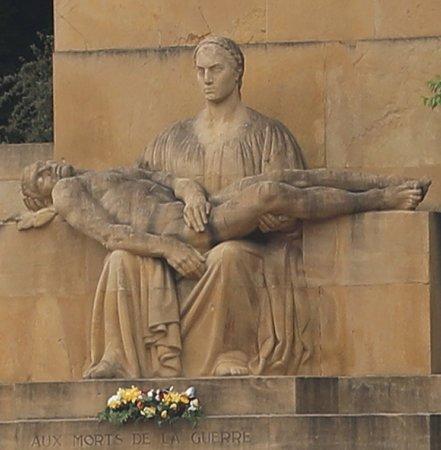 Le Monument aux Morts de 1914-1918
