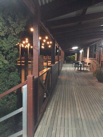 Halls Gap Hotel Restaurant: Halls Gap Hotel Restaurant