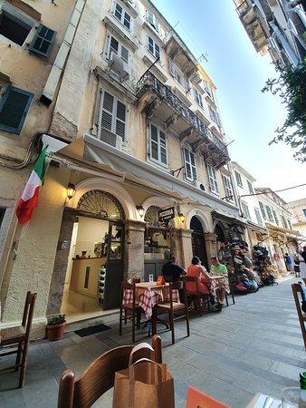 Best customer service on Corfu:)