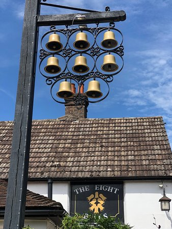 Bolney, UK: The famous bells