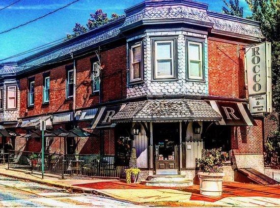 Wilmington, DE: Rocco Italian Grill & Sports Bar Est. 2011