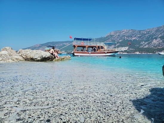 Adrasan Çınar 1 Teknesi