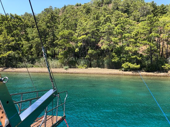Arkadaslik Yachting cruise July 2020 - Gocek Islands and Beyond