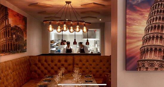 Rossini Italian Restaurant, Shipley, England