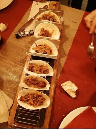 En todos los platos además de estar rico rico, cuidan mucho la presentación.