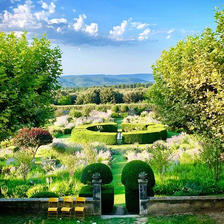 Le Grand Jardin Bleu