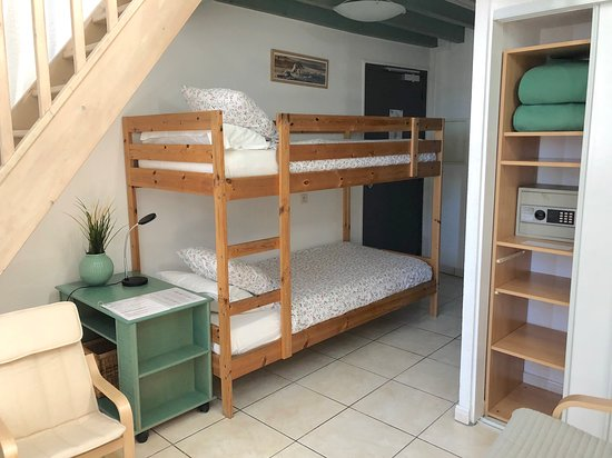 lits superposés duplex 5 personnes