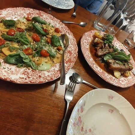 Good meal again in Turku: restaurant Panini.