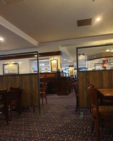The Richard John Blackler Pub along Great Charlotte Street.
