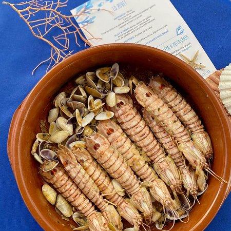 Cassola de galeres; el nostre plat per a les Jornades de la Galera 2020.
